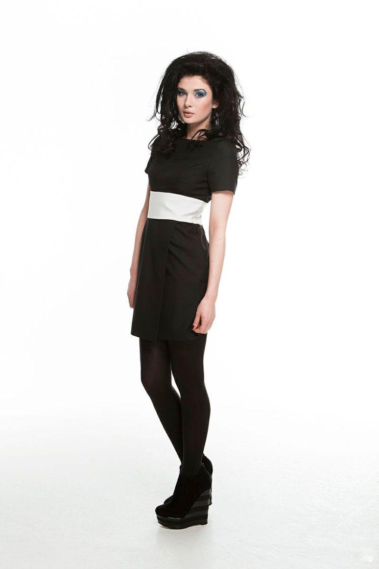 Claire Shift Dress