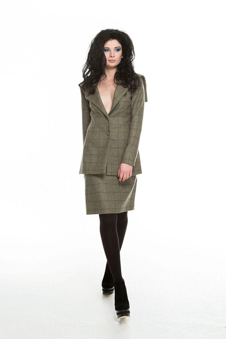 Tara Jacket, Tanya Skirt
