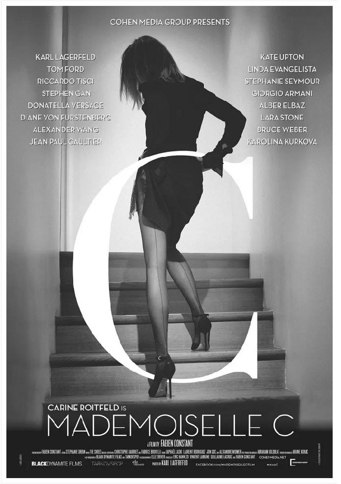 carine roitfeld - mademoiselle c